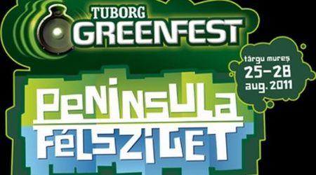 Activitati Eco la Tuborg Green Fest Peninsula