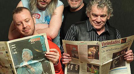 Concert Nazareth live la Hard Rock Cafe Bucuresti