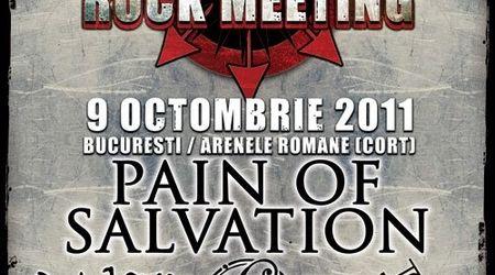 Castigatorii invitatiilor la Romanian Rock Meeting 2011