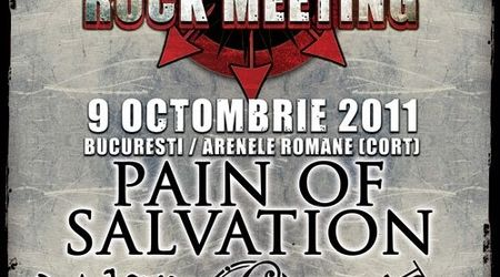 Castigatorii ultimelor invitatii la Romanian Rock Meeting