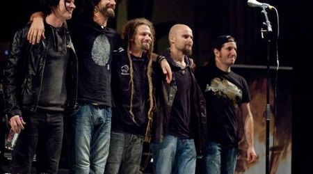 Poze cu Pain Of Salvation in concert la Bucuresti