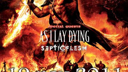 Au mai ramas 5 zile pentru oferta de bilete la concertul Amon Amarth