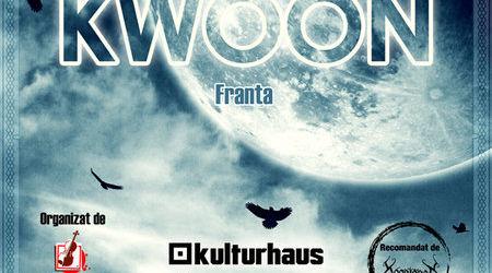 Spot video pentru concertul Kwoon din Kulturhaus