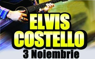 Turneul international al lui Elvis Costello se apropie de a fi sold out