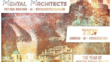 Concert The Ascent Of Everest duminica la Bucuresti. Intrare libera!