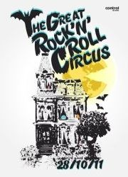 The Great Rock'n'Roll Circus: The Dance of the Living Dead in Control