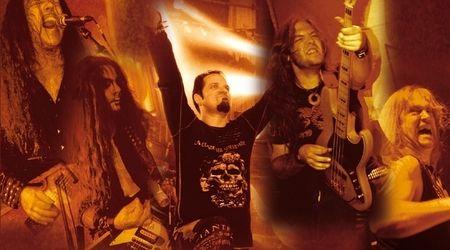 Vicious Rumours si Death Destruction canta alaturi de Hammerfall la Bucuresti