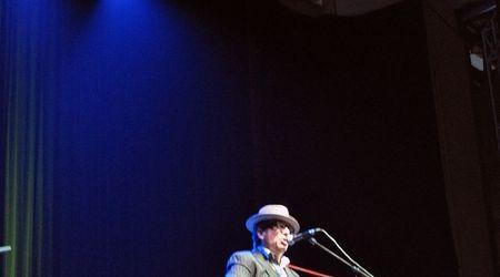 Show de exceptie cu Elvis Costello la Bucuresti