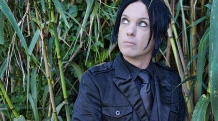 Chris Venna a parasit Marilyn Manson