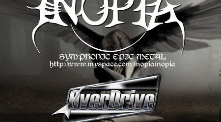 Concert Inopia si Overdrive in Club Ageless din  Bucuresti