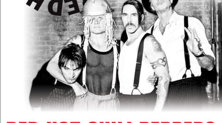 RHCP la Bucuresti: vanzari record, Gold Circle aproape sold-out!