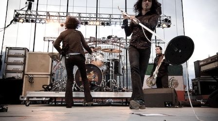 The Mars Volta lanseaza un nou album in 2012