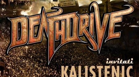 Concert Deathdrive, Kalistenic si Arkham in Club Damage