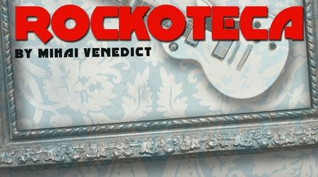 Rockoteca cu Mihai Venedict in club The Rock din Iasi