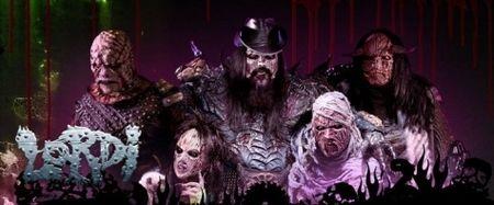 Lordi lanseaza un album aniversar