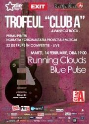 Running Clouds si Blue Pulse la Trofeul Club A