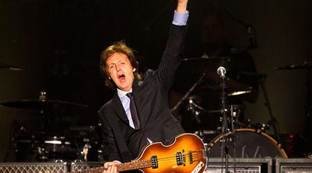 Paul McCartney a primit o stea pe Walk of Fame