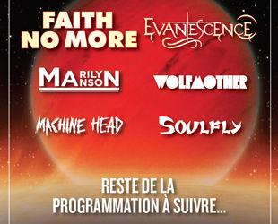 Primele nume confirmate pentru Sonisphere Franta