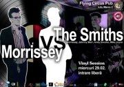 'Morrissey vs. The Smiths' Vinyl Session in Flying Circus Pub din Cluj