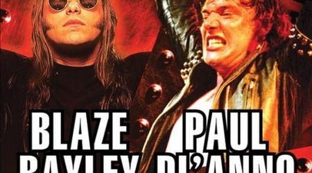 PAUL DI'ANNO si BLAZE BAYLEY canta impreuna in Rusia (video)