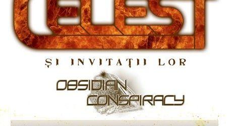 Concert CELEST si OBSIDIAN CONSPIRACY sambata la Brasov