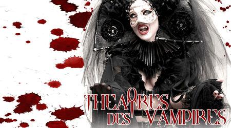 Biletele pentru concertul THEATRES DES VAMPIRES la Cluj au fost puse in vanzare