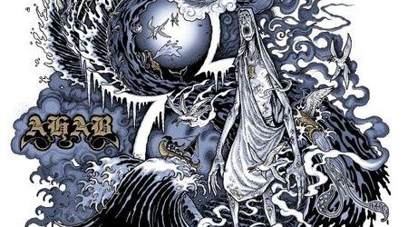 AHAB dezvaluie coperta noului album
