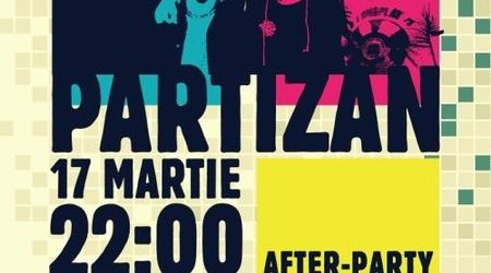 Concert Partizan live & The Greatest Alternative Parade in Control