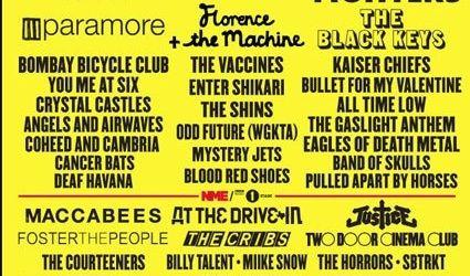 Primele nume confirmate pentru festivalurile Reading si Leeds