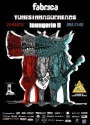 Concert-concept ABATOR INDUSTRIES in club Fabrica din Bucuresti