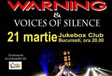 FATES WARNING: Programul concertului de la Bucuresti