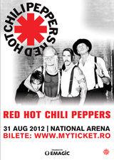 Descarca gratuit noul EP live RED HOT CHILI PEPPERS