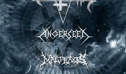 Concert CHRIST AGONY si ANGERSEED in Cluj-Napoca