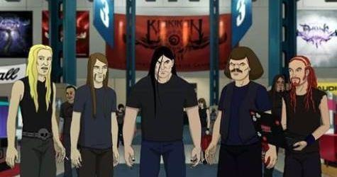 Noul sezon Metalocalypse va avea voci din SOUNDGARDEN si 3 INCHES OF BLOOD