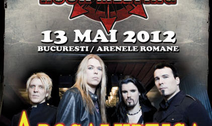 RRM 2012: Apocalyptica, programul concertului