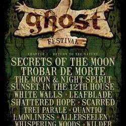 Cumpara online bilete la Ghost Festival - Chapter I la Rasnov