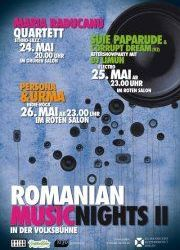 Romanian Music Nights II: Trupe romanesti de renume la Berlin
