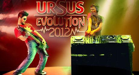 URSUS da sansa tinerilor artisti sa urce pe scena URSUS Evolution!