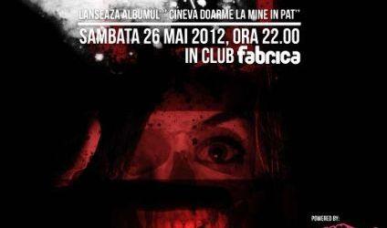Concert de lansare album Chester in club Fabrica din Bucuresti