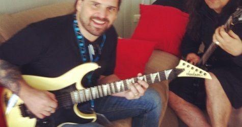 Chitaristul Sepultura a cantat alaturi de Kreator (video)