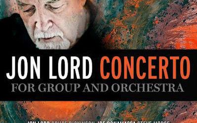 Bruce Dickinson si Steve Morse, invitati pe noul album Jon Lord