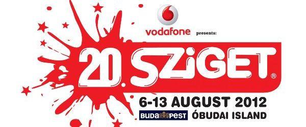 Ziua metal la Sziget Festival 2012