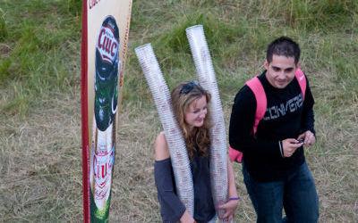 Bestfest Summer Camp 2012: Green Village va fi prezent si in acest an la festival