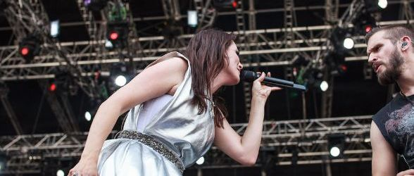 Poze Rock The City: Evanescence, The Cult, Within Temptation