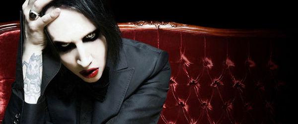 Marilyn Manson pregateste lansarea videoclipului Slo-Mo-Tion (poze)