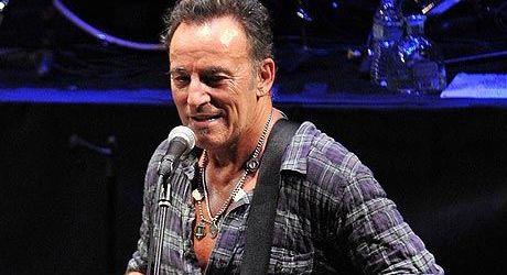 Bruce Springsteen, concert de peste patru ore in Finlanda