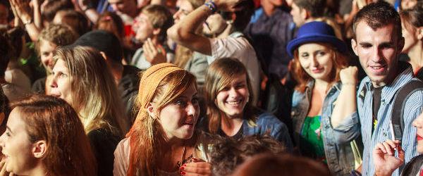 Poze cu publicul la Summer Well 2012