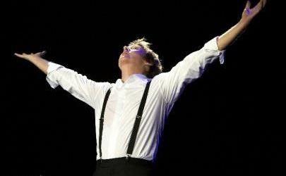Paul McCartney va fi primi Legiunea De Onoare din partea Frantei