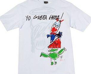 Foo Fighters: Dave Grohl si fiica lui fac designul unui tricou pentru Yo Gabba Gabba!