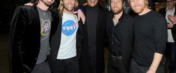 Dave Grohl anunta oficial retragerea Foo Fighters..pentru o vreme